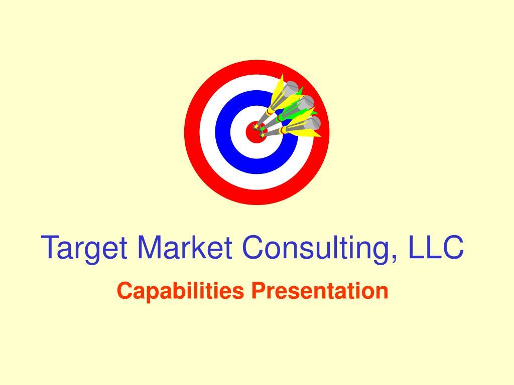 target market consulting llc l.