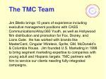 the tmc team30