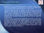 pagos provisionales37