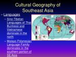 cultural geography of southeast asia35