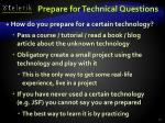prepare for technical questions12