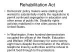 rehabilitation act28