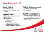 case study 2 dl