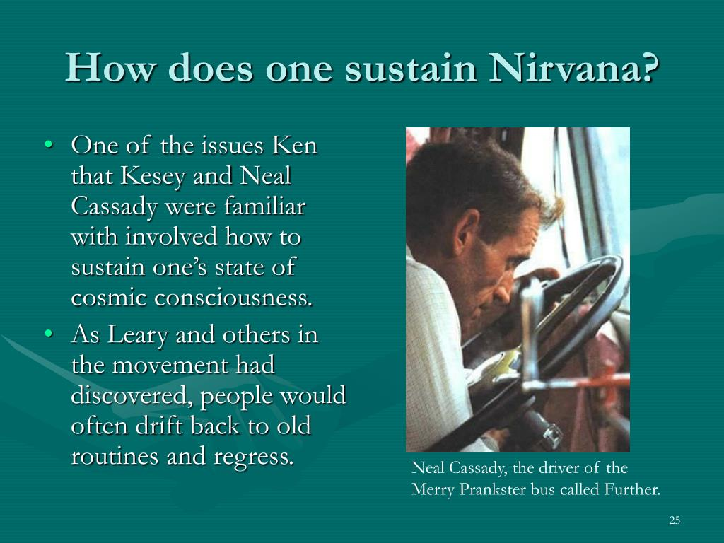 How does one sustain Nirvana?