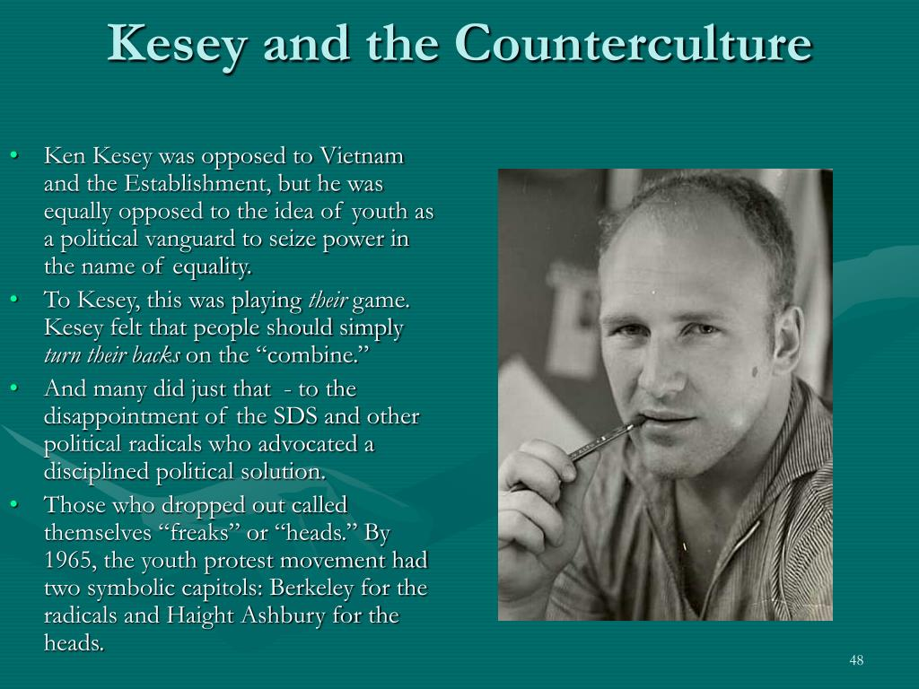 Kesey and the Counterculture