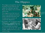 the hippies