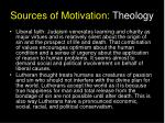 sources of motivation theology6