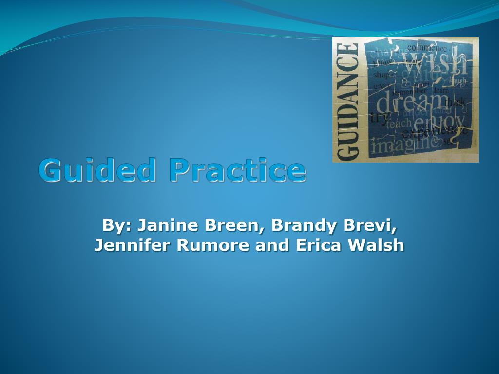 guided practice l.