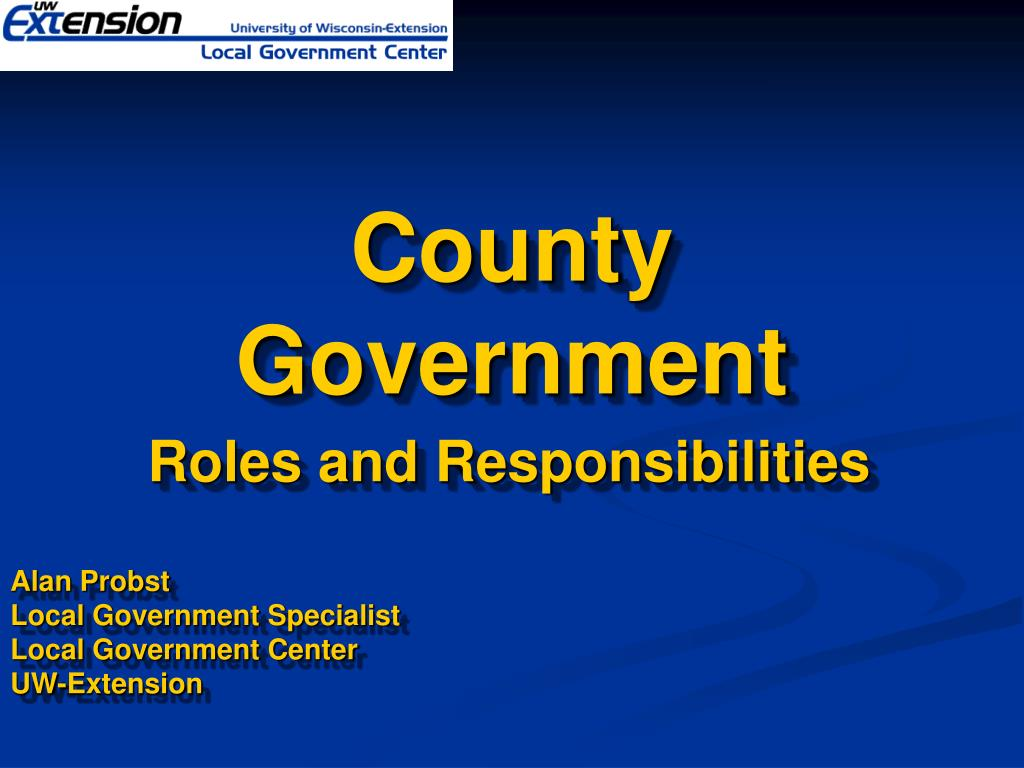 county government l.