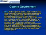 county government3