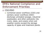 epa s national compliance and enforcement priorities20