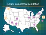 cultural competence legislation