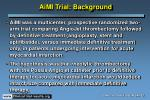 aimi trial background