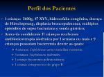 perfil dos pacientes22