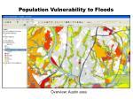 population vulnerability to floods