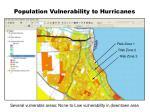 population vulnerability to hurricanes31