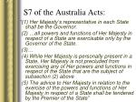 s7 of the australia acts