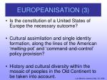 europeanisation 3