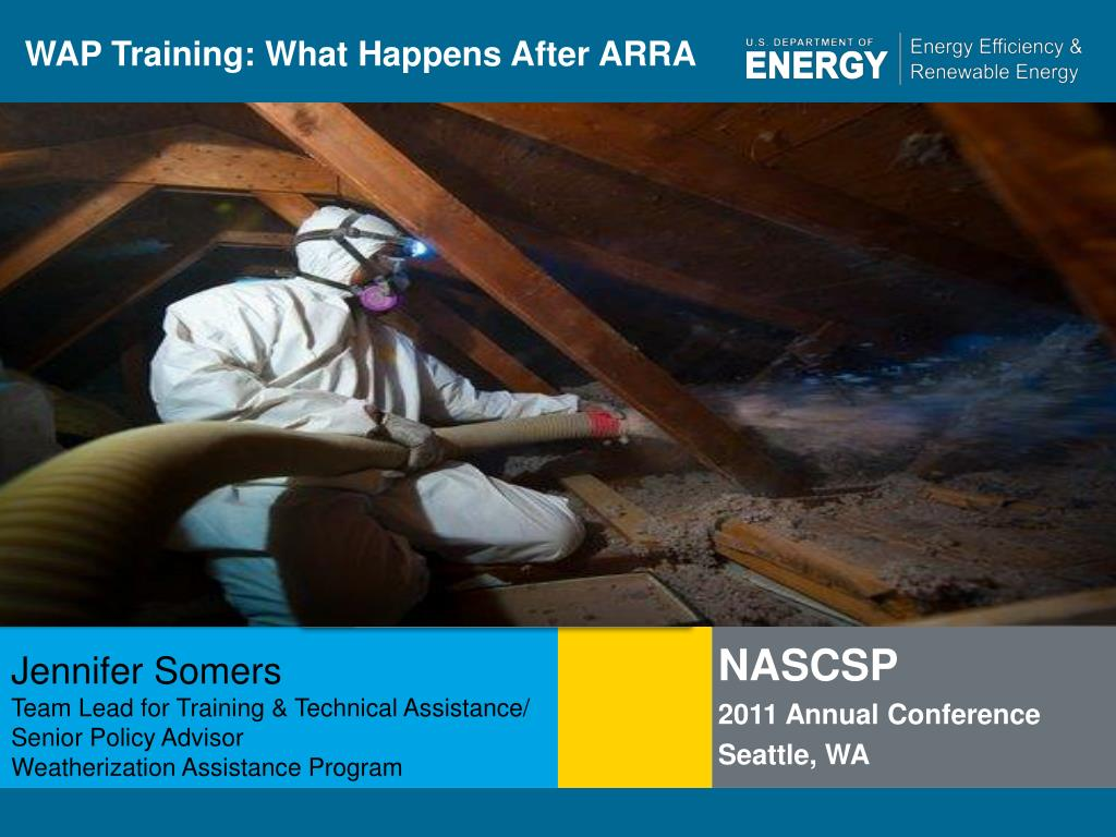 wap training what happens after arra l.