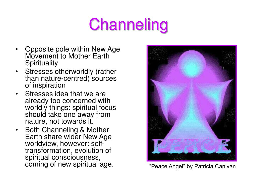 channeling l.