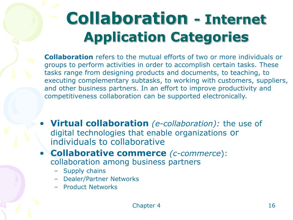 what is group collaboration software? essay Collaborative writing involves two or more persons working together to produce a written document also called group writing, it is a significant component of work in the business world, and many forms of business writing and technical writing depend on the efforts of collaborative writing teams.