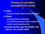 postup p i zav d n nasogastrick sondy 2