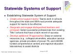 statewide systems of support4