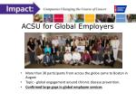 acsu for global employers