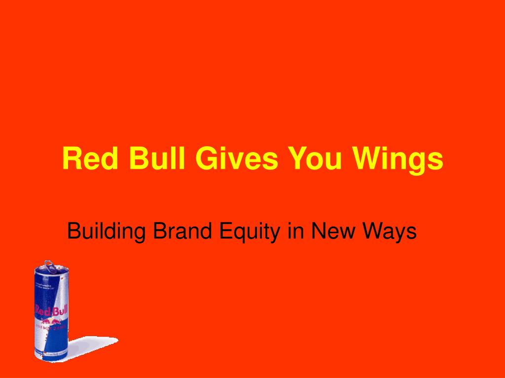 red bull gives you wings l.
