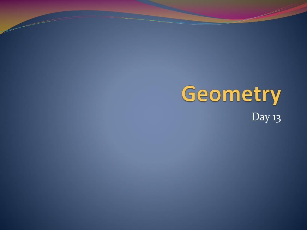 geometry l.