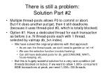 there is still a problem solution part 2