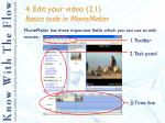 4 edit your video 2 1 basics tools in moviemaker