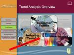trend analysis overview