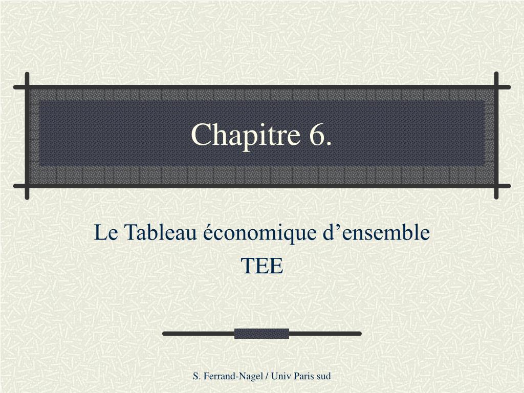 chapitre 6 l.