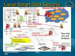 local smart grid security