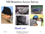 nh homeless access survey103