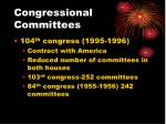 congressional committees3
