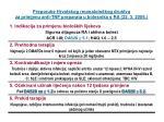 preporuke hrvatskog reumatolo kog dru tva za primjenu anti tnf preparata u bolesnika s ra 22 3 2006