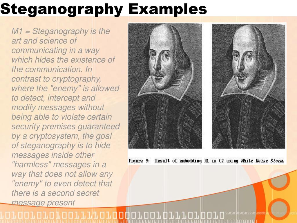 PPT - Steganography PowerPoint Presentation - ID:539413