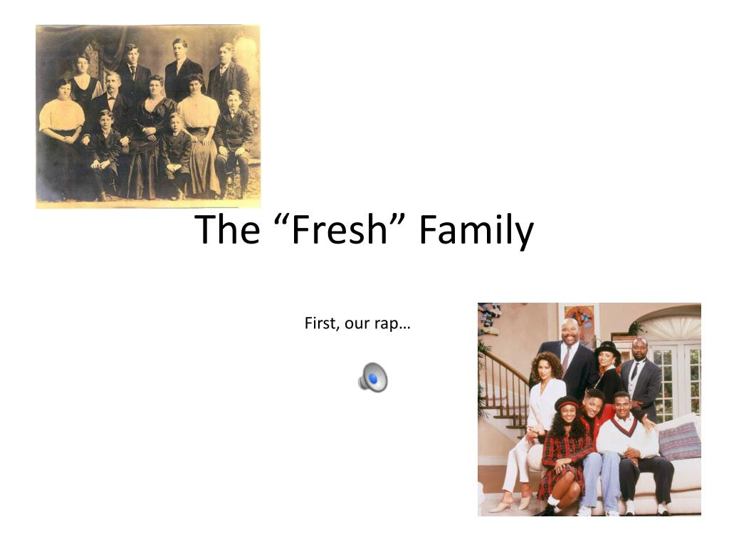 the fresh family l.