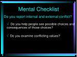 mental checklist3