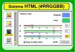 sistema html rrggbb