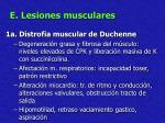 e lesiones musculares30
