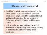 theoretical framework18