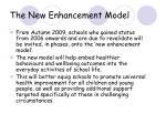 the new enhancement model