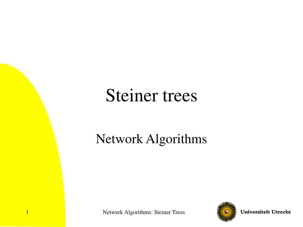 steiner trees l.