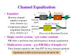 channel equalization16