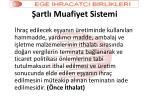 artl muafiyet sistemi