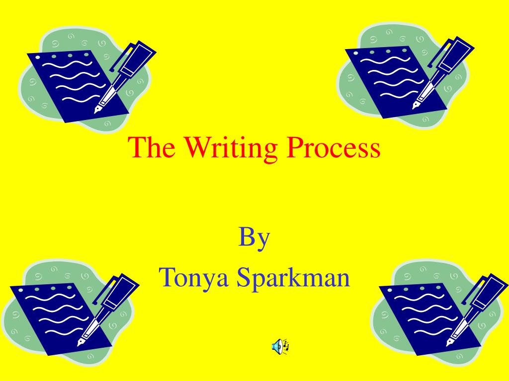 the writing process l.