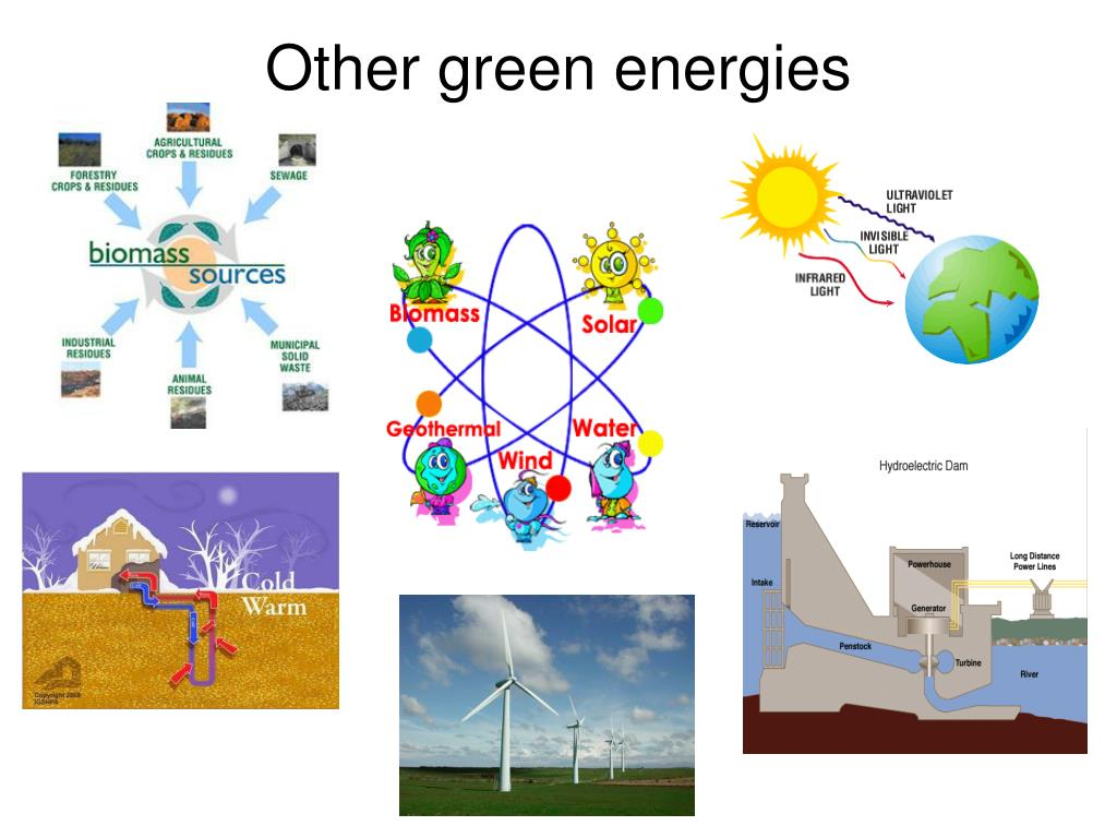 Other green energies